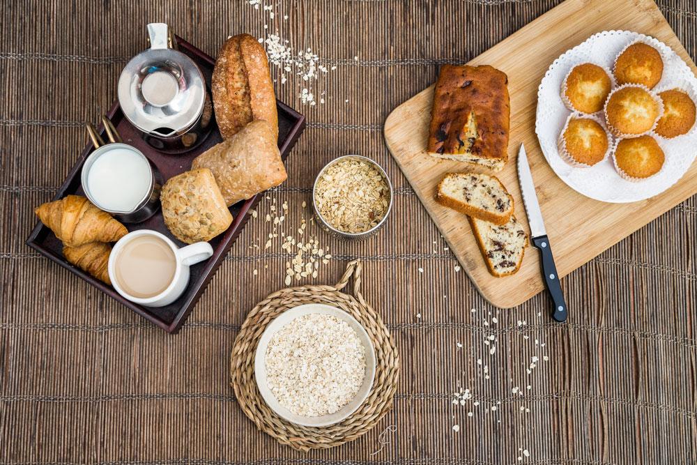 petit-déjeuner équilibré © freepik