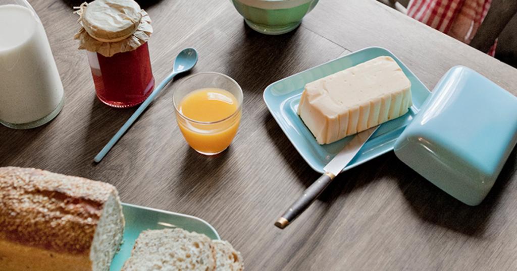 Table petit-déjeuner © David Meignan / CNIEL